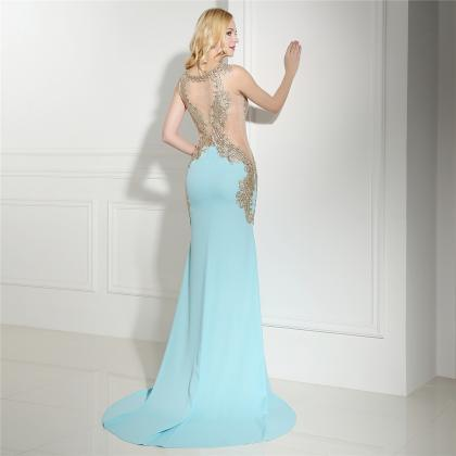 Mermaid Prom Dresses,Formal Dresses..